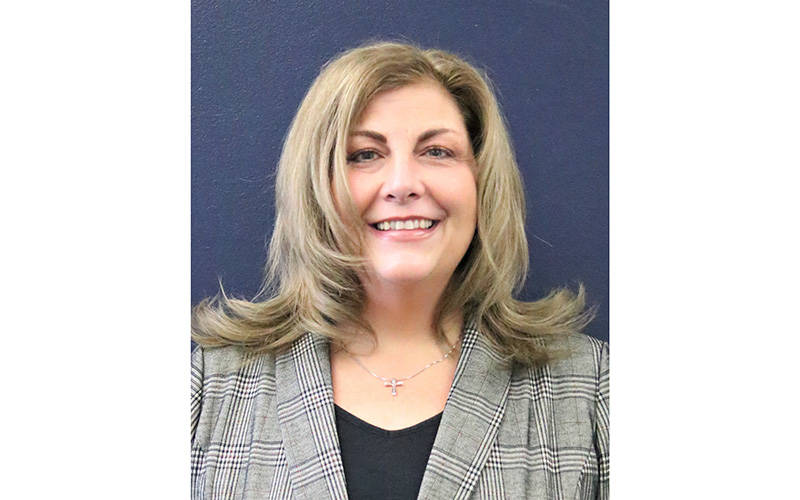 <p>Patricia Mack is the new Head of School at Elmira&rsquo;s Notre Dame High School. (Photo courtesy of Notre Dame High School)  </p>