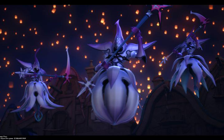 """This is a still image from the video game - """"Kingdom Hearts III."""" (CNS photo by Square Enix)"""