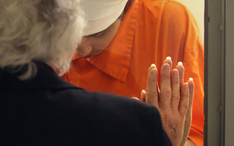Mercy Sister Natalie Rossi