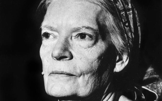 """This is a still from the """"Revolution of the Heart: The Dorothy Day Story,"""" a film by Martin Doblmeier."""