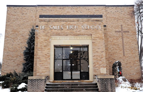 DeSales High School in Geneva will not open for the 2012-13 school year.
