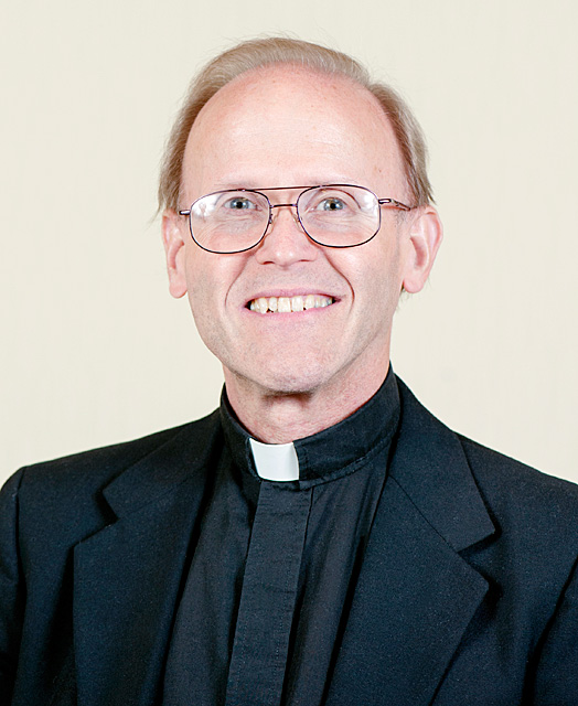 Father George Heyman will become president of St. Bernard's School of Theology and Ministry in Pittsford effective Jan. 1, 2015.