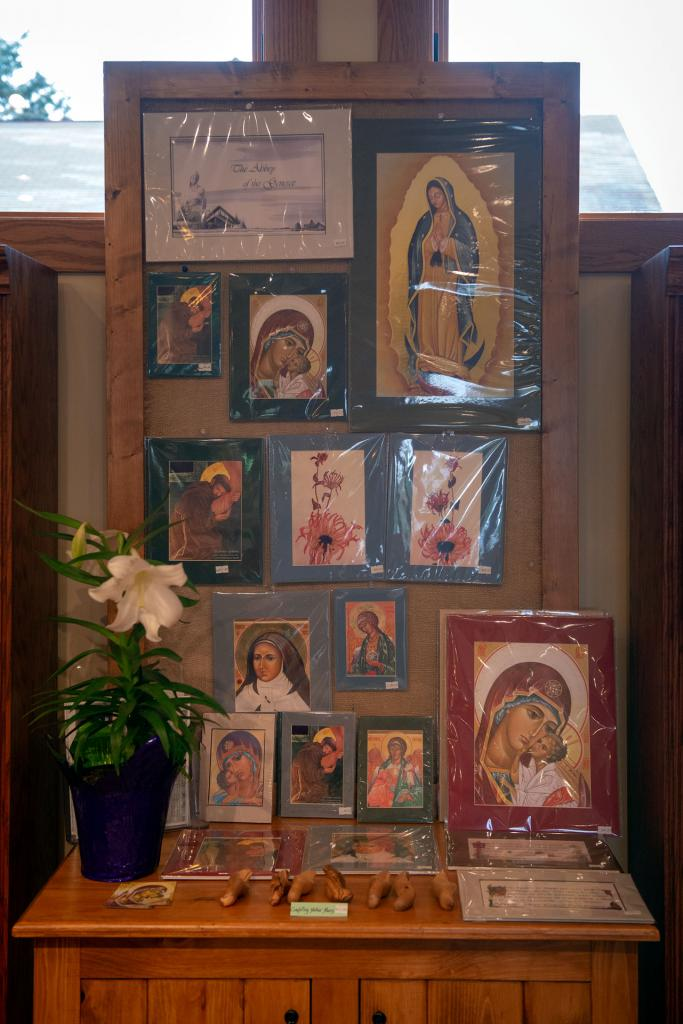 Images of Mary are available for purchase.