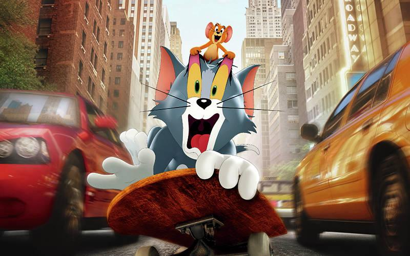 <p>This is the movie poster for &ldquo;Tom & Jerry.&rdquo; The Catholic News Service classification is A-I &mdash; general patronage. The Motion Picture Association rating is PG &mdash; parental guidance suggested. Some material may not be suitable for children. (CNS photo by Warner Bros.)  </p>