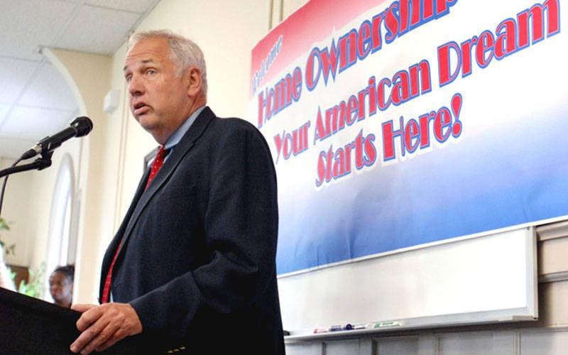 <p>Jack Balinsky, longtime director of Catholic Charities of the Diocese of Rochester, has announced his retirement. (Courier file photo)  </p>