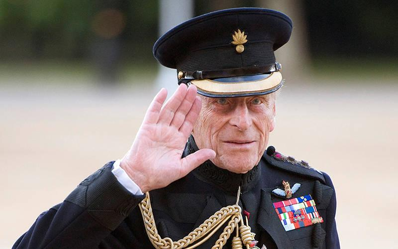 <p>Prince Philip, Duke of Edinburgh, is pictured in London June 9, 2011. Prince Philip, the longest-serving consort of any British monarch, died April 9, 2021, at age 99, Buckingham Palace said. (CNS photo by Paul Edwards/Reuters)  </p>