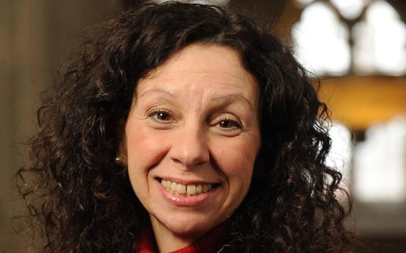 <p>Angela Alaimo O&rsquo;Donnell is a writer, poet and professor at Fordham University in New York City. (CNS photo courtesy Angela Alaimo O&rsquo;Donnell)  </p>