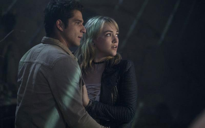 """Tyler Posey and Violett Bean star in a scene from the movie """"Blumhouse's Truth or Dare."""" The Catholic News Service classification is A-III -- adults. The Motion Picture Association of America rating is PG-13 -- parents strongly cautioned. Some material may be inappropriate for children under 13. (CNS photo by Universal)"""