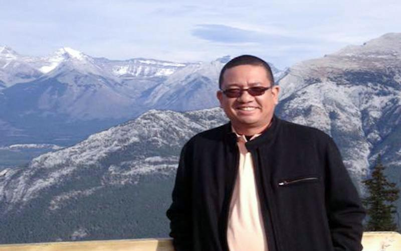 Father Richmond Villaflor Nilo of the Diocese of Cabanatuan, Philippines, became the fourth priest gunned down in the last six months as he was killed June 10 while preparing to celebrate Mass inside the Nuestra Senora dela Nieve chapel in Zaragoza. He is pictured in an undated photo from his Facebook page. (CNS photo from Father Nilo's Facebook page)