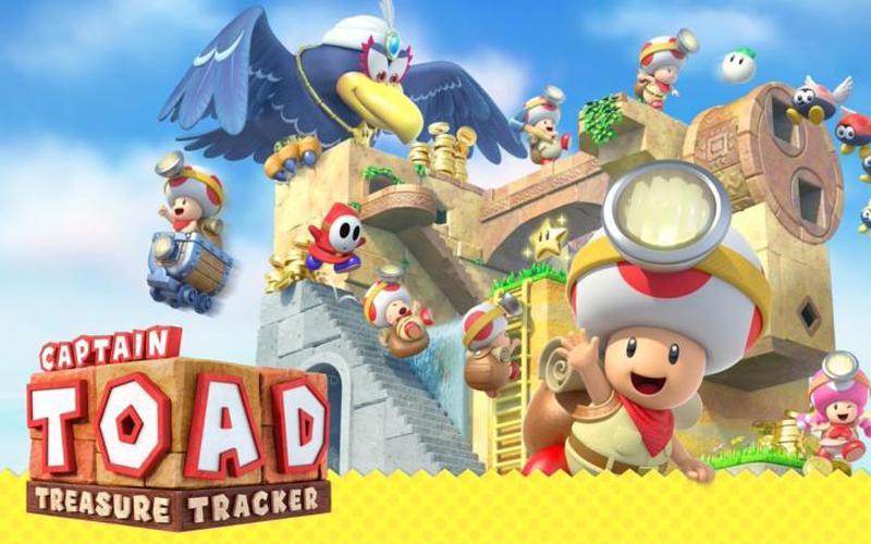 "This is a still from the video game ""Captain Toad: Treasure Tracker."" The Catholic News Service classification is A-I -- general patronage. The Entertainment Software Rating Board rating is E -- everyone. (CNS photo by Nintendo)"