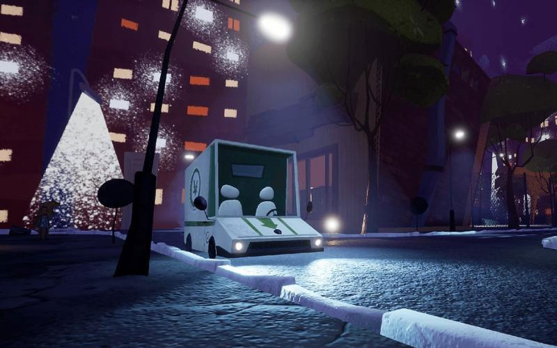 "This is an image from the video game ""Hello Neighbor: Hide and Seek."" (CNS photo by tinyBuild)"