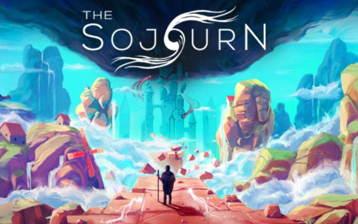 "This is an image from the video game ""The Sojourn."""