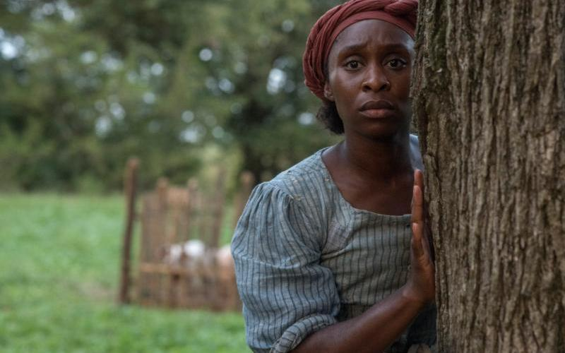 "Cynthia Erivo stars in a scene from the movie ""Harriet."""
