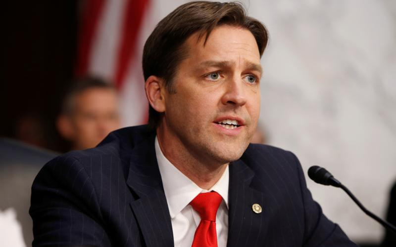 U.S. Sen. Ben Sasse, R-Neb., is the lead co-sponsor of the Born-Alive Abortion Survivors Protection Act, which he has reintroduced for 2020.