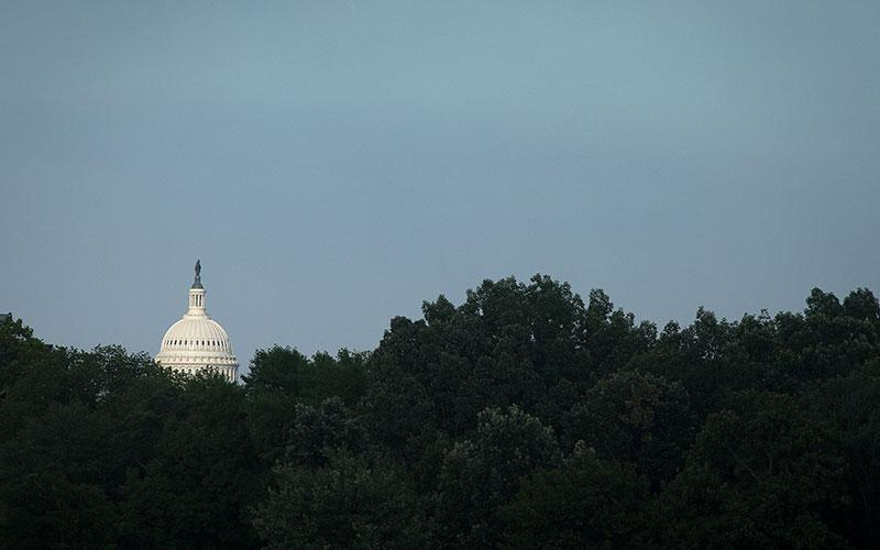 The U.S. Capitol is seen in Washington July 3, 2019.