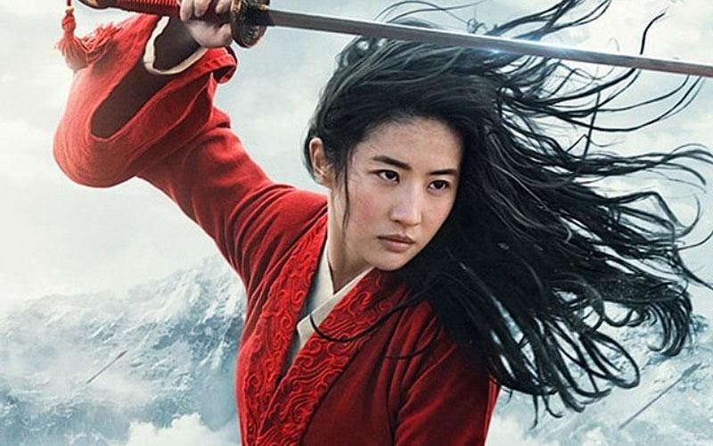 """Yifei Liu stars in the title role in """"Mulan."""""""