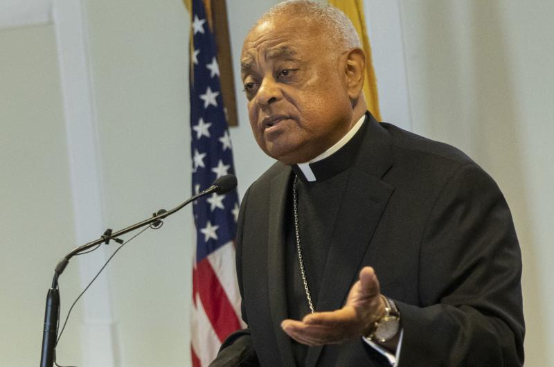 Archbishop Wilton D. Gregory of Washington was one of 13 new cardinal named by Pope Francis Oct. 25, 2020.