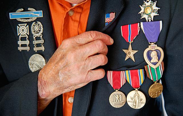 Gratitude inspired veteran's vocation | Catholic Courier
