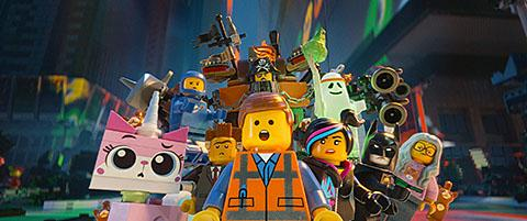 """Animated characters appear in """"The Lego Movie."""" The Catholic News Service classification is A-I -- general patronage. The Motion Picture Association of America rating is PG -- parental guidance suggested. Some material may not be suitable for children."""