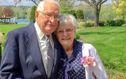 Walter & Irene Mace
