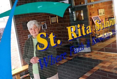 Sister Katherine Ann Rappl, who has been the principal at St. Rita School in Webster for the past 30 years, will retire at the end of the school year.