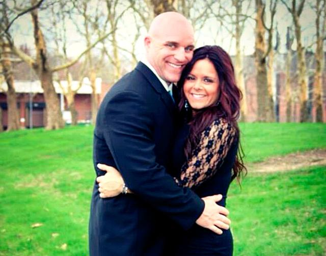 Graham Cooper and Jennifer Powell, who are engaged to be married Aug. 12, are taking part in the marriage-preparation process at Rochester's Cathedral Community.