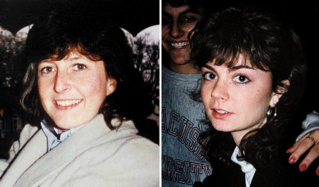 Lorraine Halsch (left) and Karen Hunt lost their lives when Pan Am Flight 103 was bombed over Lockerbie, Scotland, 25 years ago.