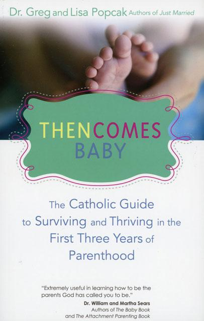 Book offers Catholic guide to raising a happy baby