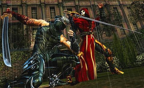 Ninja Gaiden 3 Catholic Courier