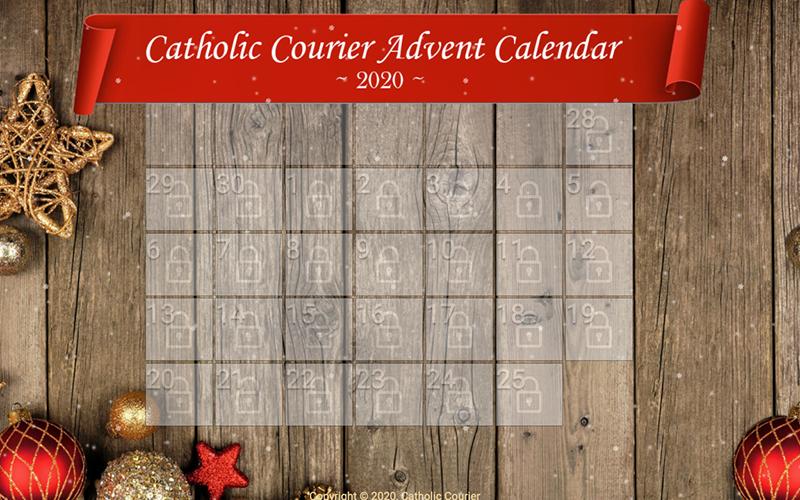 Catholic Courier 2020 digital Advent calendar features saints theme | Catholic  Courier