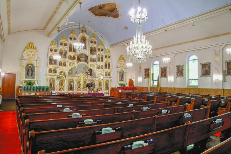 Five Eastern Catholic Churches Are Located In Rochester Diocese