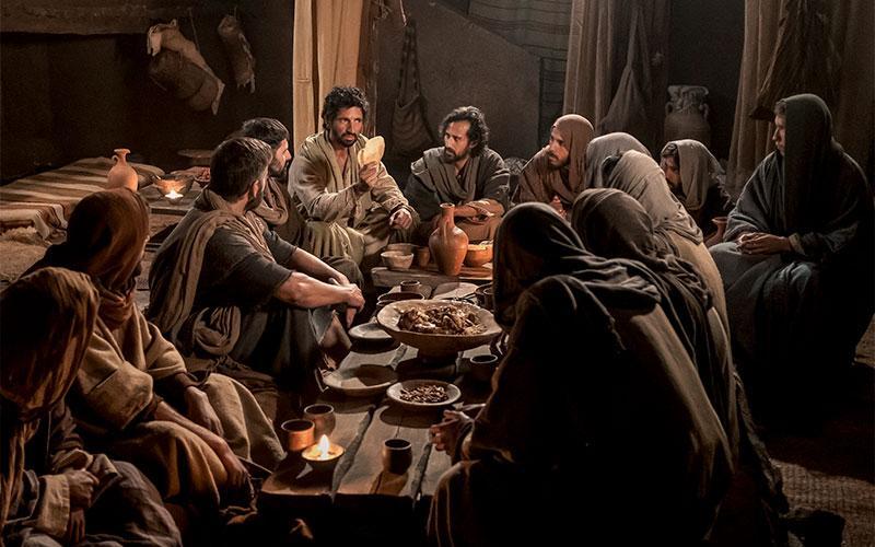 history channel jesus