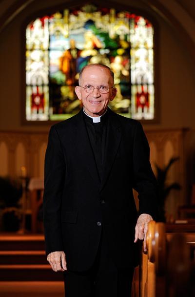 Father Richard Beligotti.