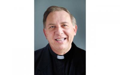<p>Father Frank Falletta  </p>