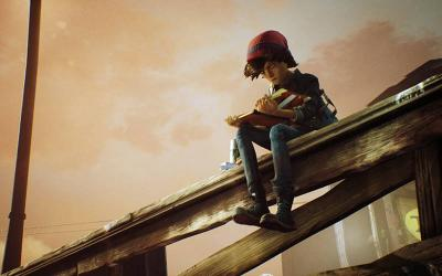 <p>This is a scene from the video game &ldquo;Concrete Genie.&rdquo; (CNS photo by Sony)  </p>