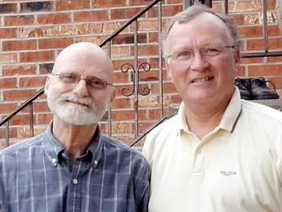 Joe and Tim Weider.