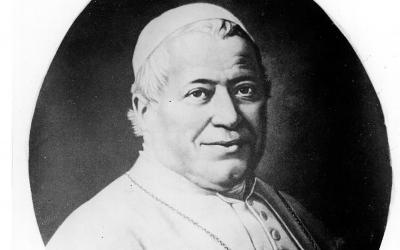 Pope Pius IX is pictured in an undated portrait. He convoked the First Vatican Council in 1869.