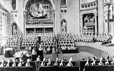 Dec. 8, 2019, will mark the 150th anniversary of the opening of the First Vatican Council. Most people know little about Vatican I except that it defined papal infallibility.