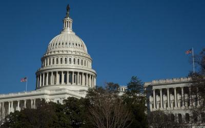 The U.S. Capitol in Washington. (CNS file photo)