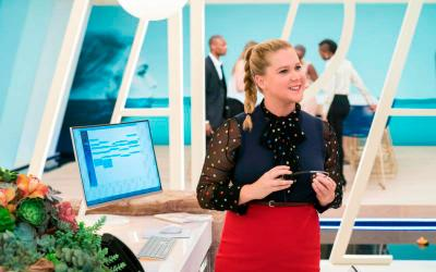 """Amy Schumer stars in a scene from the movie """"I Feel Pretty."""" (CNS photo by STXfilms)"""