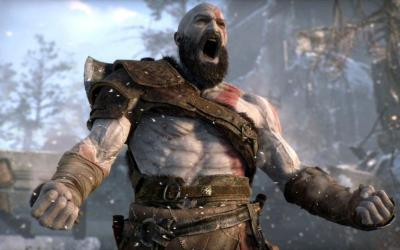 "This is an image from the video game ""God of War."" The Catholic News Service classification is A-III -- adults. The Entertainment Software Rating Board rating is M -- mature. (CNS by Sony Interactive Entertainment)"