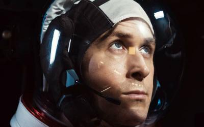 """Ryan Gosling stars in a scene from the movie """"First Man."""" (CNS photo by Universal)"""