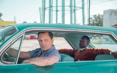 "Viggo Mortensen and Mahershala Ali star in a scene from the movie ""Green Book."" The Catholic News Service classification is A-III -- adults. The Motion Picture Association of America rating is PG-13 -- parents strongly cautioned. Some material may be inappropriate for children under 13. (CNS photo by Universal Studios)"