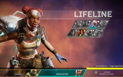 "This is a character in the video game ""Apex Legends."" (CNS photo by Electronic Arts)"