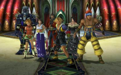 "This is a scene from the video game ""Final Fantasy X/X-2."" (CNS photo by Square Enix)"