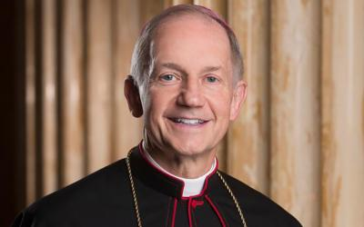 Bishop Thomas J. Paprocki of Springfield, Ill., is pictured in a July 11, 2018, photo. (CNS photo courtesy Diocese of Springfield)