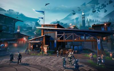 "This is an image from the video game ""Dauntless."" (CNS photo by Epic Games)"