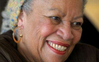 Toni Morrison, shown in a Nov. 3, 2010, photo, became Catholic at age 12. (CNS photo by Philippe Wojazer/Reuters)