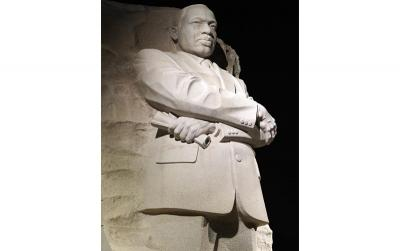 The Martin Luther King Jr. Memorial in Washington