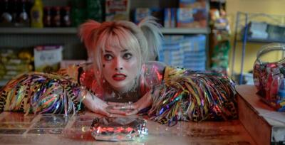"Margot Robbie stars in a scene from the movie ""Birds of Prey."""